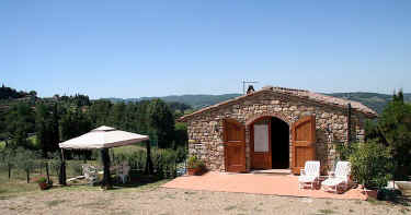 Tuscan vacation rental for anyone with mobility limitations
